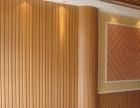A批发生态木材料(天花吊顶/长城板/木塑墙板)