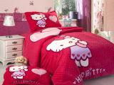 卡通珊瑚绒三件套批发  单人床品套件 儿童保暖床单上用品 特价