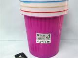 28CM压边卫生垃圾桶压环纸篓环保桶9.9日用百货10元地摊百货