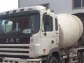 搅拌运输车JAC潍柴电喷12方公司户有营