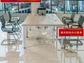 重庆凯佳办公家具批发简约现代会议桌员工培训办工桌老板洽谈桌