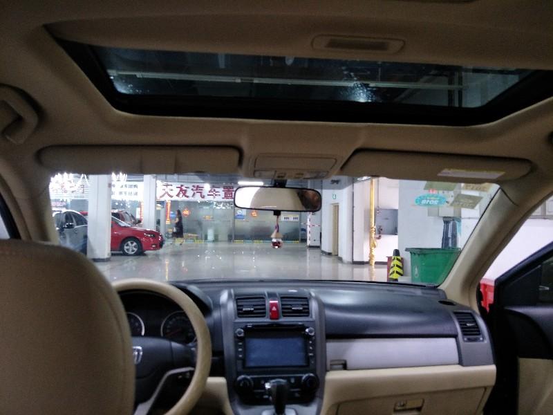 本田 CR-V 一手精品车 2.0L 四驱 豪华版