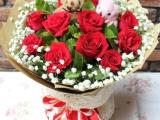 安庆大观迎江玫瑰百合鲜花店开业花篮市区免费送货
