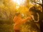 在这个秋高气爽的时节,十月贝贝秋季内外双拍赠送亲子照