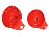 热卖宜家塑料漏斗2件套红绿黄蓝多色 和风来酵素桶配套厨房小工具