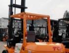 小型新款5吨杭州叉车,二手新款杭州4.5吨叉车