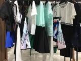 杭州知名品牌帕蒂秀女装雪纺连衣裙批发