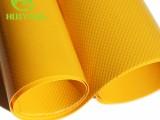辉阳供应各类PVC夹网布面料,外卖箱包面料,防水面料