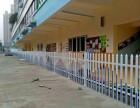 成都社区园林PVC护栏 塑钢花坛栏杆
