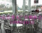 中山吧台、玻璃台、会议台、中西餐台椅出租、场地布置