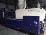 倒闭厂海天250吨500吨650吨1000吨二手注塑机转让