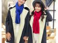 最低价韩版中长款呢子大衣批发成都新款最便宜女装棉服外套批发