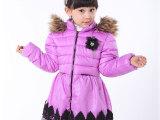 2014新款特价儿童羽绒内胆 韩版时尚儿童羽绒棉内胆 女童棉衣