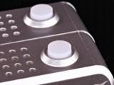 厂家特价供应 台灯底座防滑硅胶垫 半透明硅胶脚垫 3M自粘硅胶垫