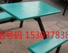 塑料餐桌椅工厂食堂餐桌餐台学生桌椅组合餐桌折叠快餐桌批发