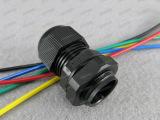 UL认证 黑色NPT1/2quot尼龙电缆固定头