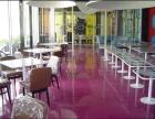 濮阳县高级餐厅地坪施工用金莱的地坪漆就欧了
