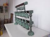 編鐘家居裝飾擺件仿古演奏樂器曾侯乙編鐘青銅工藝品