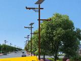LED太阳能路灯|6米30W双头厂家批发
