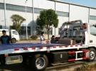 汽修厂交警二手车交易专用道路救援车一拖二清障车厂家直销1年0.1万公里7.6万