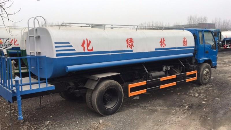转让江淮威铃12吨二手洒水车(全国包送)