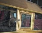自己做的木质鸟笼子急于出手