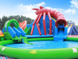 梦幻岛或者广州梦幻岛专业提供充气攀岩、儿童水上乐园生产,欢迎