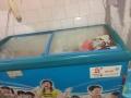 519升海尔商用卧式大冰柜