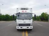 4.2米国六蓝牌解放虎VN冷藏车厂家直销价格优惠可分期