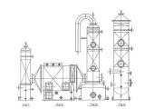 酸碱废气VOC处理系统/XS活性炭吸附塔/酸雾吸收器/喷淋塔