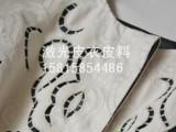 供应皮料加工 镂空皮革 皮革 雕刻加工广州专业厂家