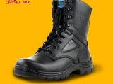 【厂家批发】3515强人真皮马丁靴户外作战靴男511靴子新129