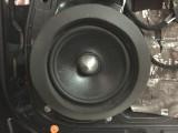 常州至上音乐汽车音响发烧改装德国佛伦诗 奔驰GLE400