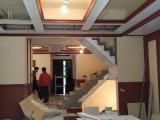 成都竹木纤维墙面安装施工