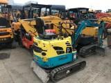 上海二手小挖機出售 二手玉柴20 35挖機轉讓