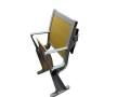 阶梯教室椅 多功能厅课桌椅 多媒体椅 广东课桌椅厂家