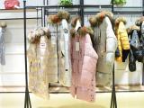 开店找服装货源现货 欧莉娅品牌羽绒服女款