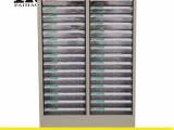扬州30抽A4文件柜办公资料柜收纳柜彩色标示分类储物柜可定制