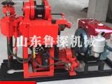 200米岩心取样钻机XY-200工程地质勘探钻机现货供应