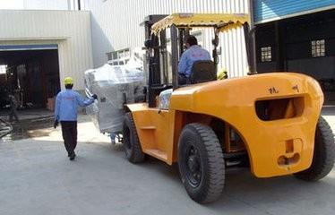 北京海淀专业叉车 吊车出租,24小时服务