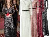 ebay速卖通爆款欧美新款秋装修身蕾丝连衣裙性感拖地晚礼服长裙
