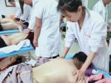 全国哪里有专业中医针灸师培训、肇庆经络推拿按摩培训