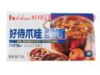 好侍爪哇风味咖喱(辣)970g热销批发居
