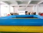 儿童水上乐园 水上浮具 水上冲关 水上滑梯组合 动漫水世界 充气