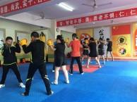 济南女子防身术专业培训俱乐部散打泰拳培训