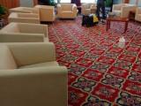北京双井保洁公司清洗地毯清洗高档布艺沙发