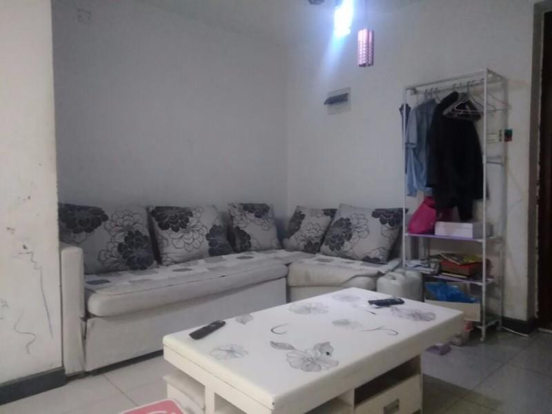 阳光新城 1室 2厅 65平米 整租,客厅沙发是沙发床