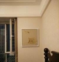 黄浦傅家街室内挂画挂照片挂镜子办公装饰隔板挂件安装