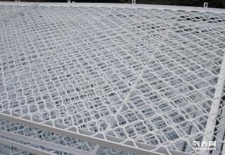 潍坊1.5 3米美格网防护窗厂家批发供应