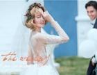 西安水晶之恋婚纱摄影让主题衬托出婚纱照的唯美